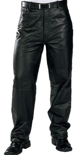 870b96fd2d47 Кожаные мужские джинсы